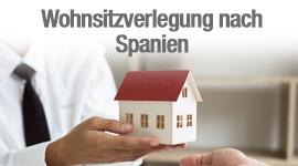 Wohnsitzverlegung nach Spanien