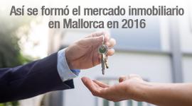 Así fue mercado inmobiliario de Mallorca en 2016