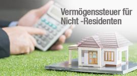Vermögenssteuer für Nicht-Residenten