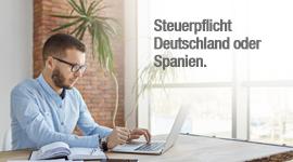 Steuerpflicht: Deutschland oder Spanien?