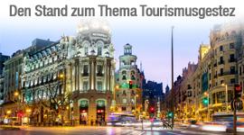 Thema Tourismusgesetz