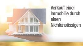 Verkauf einer Immobilie durch einen Nichtansässigen